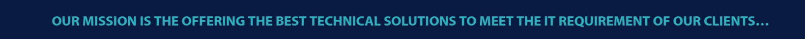 Boulout image-bar, IT Services and Suppport